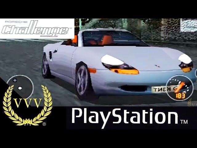 Porsche Challenge - Playstation 1