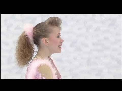 HD Oksana Baiul  1994 Lillehammer Olympic  Free Skating