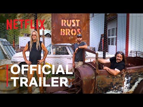 Rust Valley Restorers Season 3   Official Trailer   Netflix