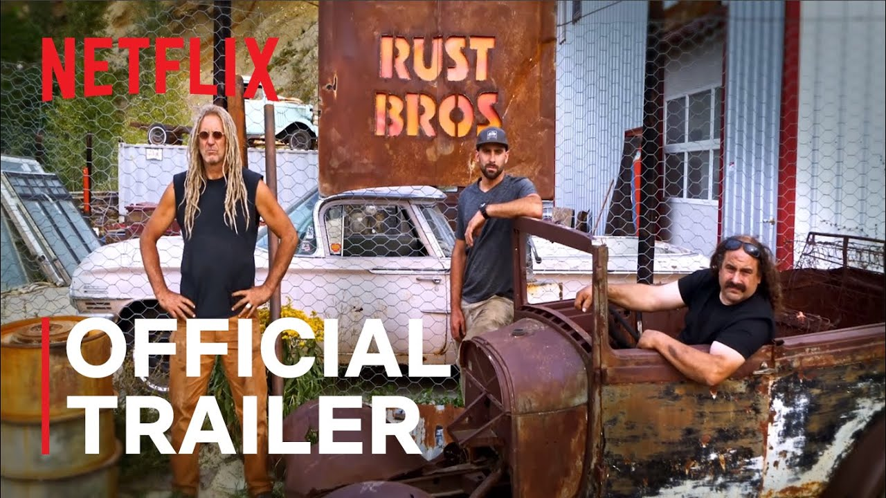 Rust Valley Restorers Season 3 | Official Trailer | Netflix