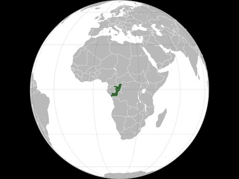 BRAZZAVILLE ; LA HONTE DE L' AFRIQUE...