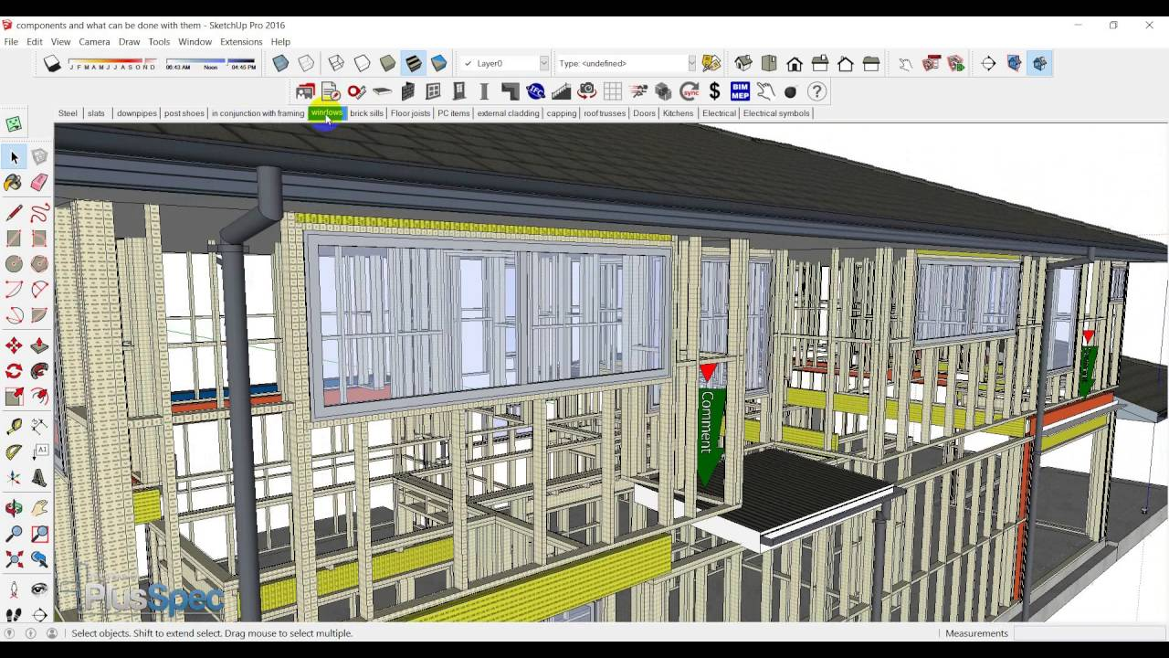 Image Result For Sketchup Groups And Components