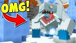 5 NEW MINECRAFT BOSSES YOU SHOULD NEVER FIGHT!?