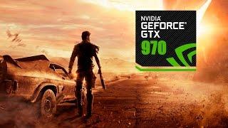 Mad Max | PC Gameplay | GTX 970 |