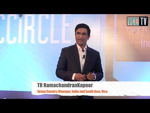 TR Ramachandran, Group Country Manager, India and South Asia, Visa
