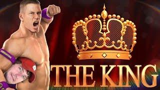 BEAT CENA : WWE 2K15   The King