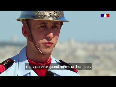 #14Juillet Le caporal-chef Rémi défile 31 ans après son père
