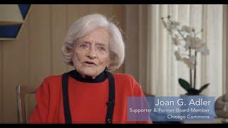 Graham Taylor Award Recipient: Joan Adler