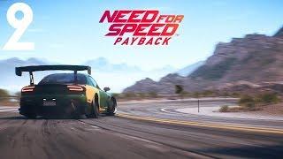 NFS Payback  —  Jedziemy dalej :D - Na żywo