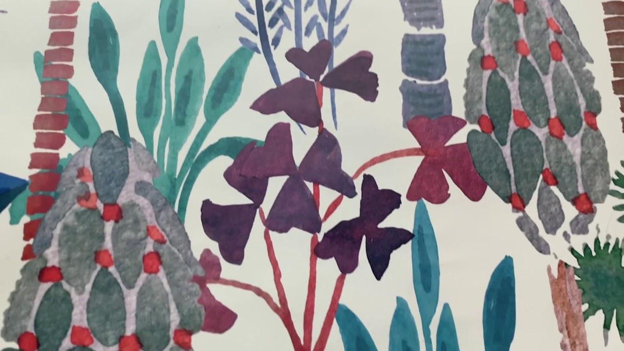 Phoenix Naturale Wallpaper by Justina