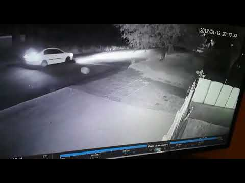 Car jackers get taken out by the victim