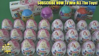 WINNER #1 - 35 Surprise Eggs