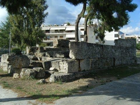 The Tomb of Leonidas - Sparta, Greece