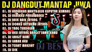 Download DJ DANGDUT ANDAIKAN WAKTU BISA KUPUTAR KEMBALI REMIX WALI TERPOPULER FULL BASS 2021 (DJ Aris)