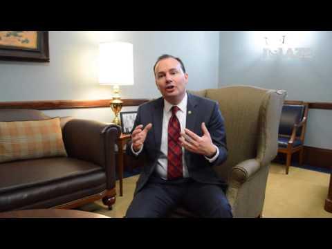 Sen. Mike Lee on McCarthy