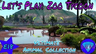 Mexico: Beastly Parents - Zoo Tycoon: Ultimate Animal Collection | Let