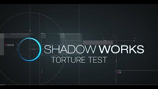 Shadow Works Glove Torture Test
