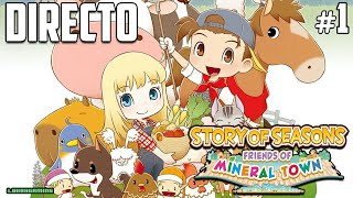 Vídeo Story of Seasons: Friends of Mineral Town