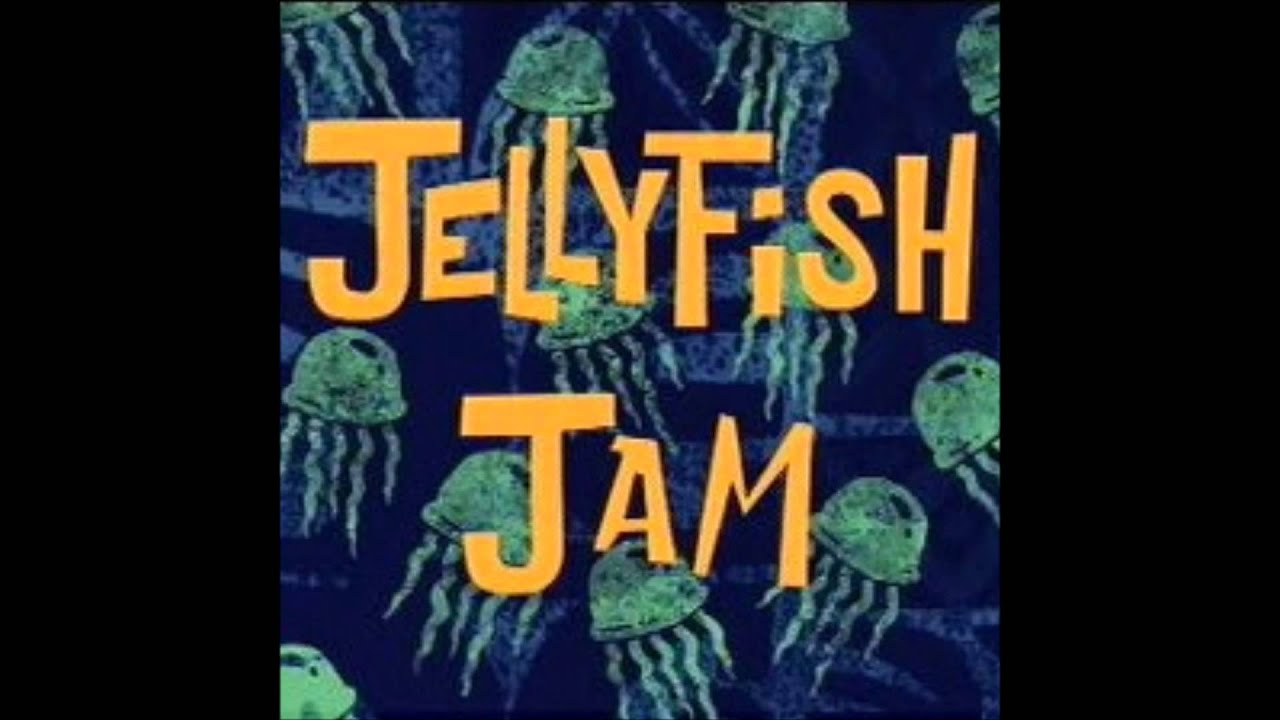 Jellyfish Spongebob