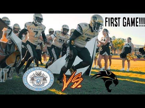 GAMEDAY!! || Western high school VS. Palmetto high school