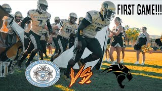 GAMEDAY!! || Western high school VS. Palmetto high school