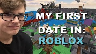 MY FIRST DATE!! (Roblox Funny Moments)