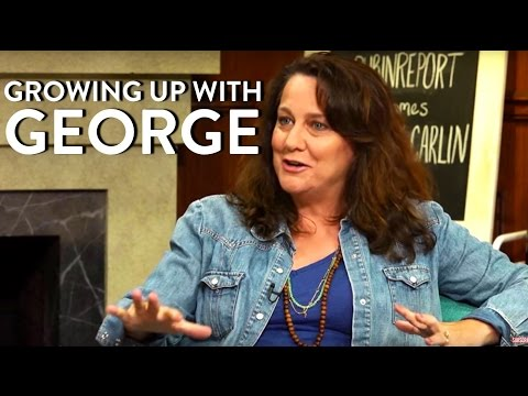 George Carlin's Personal Side (Kelly Carlin Interview)