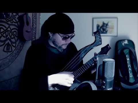 Emerald Synergy Harp ukulele!! exploring new tunings! amazing