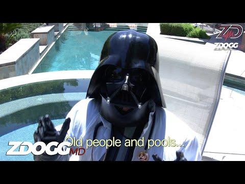 Doc Vader on Pool PT Parties | DocVader.com