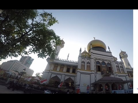 Kampong Glam walking tour