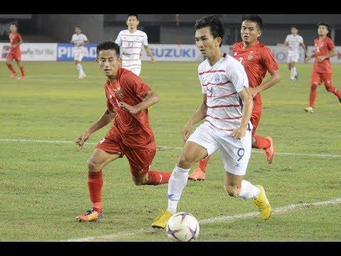 Myanmar 4-1 Cambodia (AFF Suzuki Cup 2018 : Group Stage)