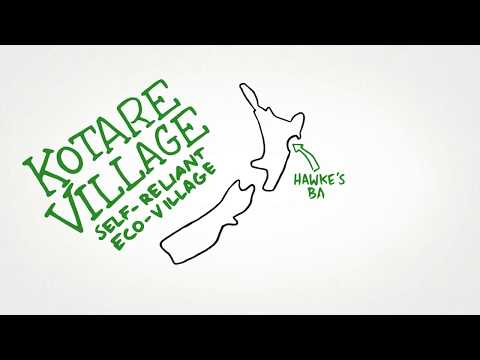 KOTARE VILLAGE New Zealand - Legal Structures Animation