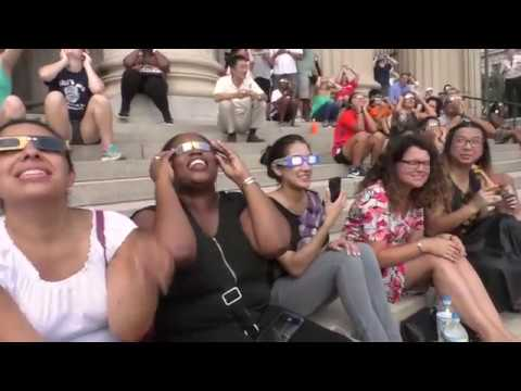 Solar Eclipse Viewing Party at National Archives