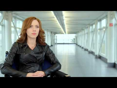 Captain America: Civil War: Scarlett Johansson Official Interview