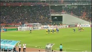 MALAYSIA VS THAILAND AFF2018 Penalty Kick