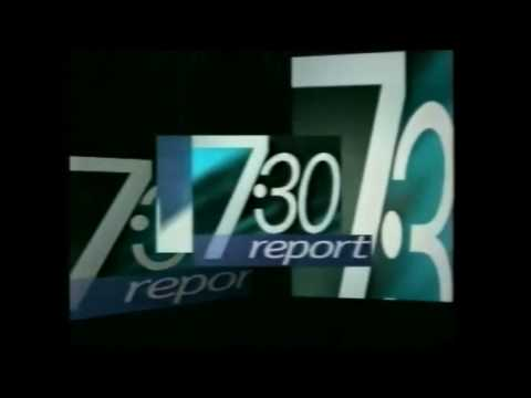 The 7.30 Report theme music | Pre-2003