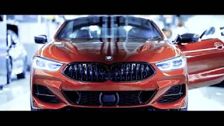 Check the BMW 8 Series Begin Production in Dingolfing