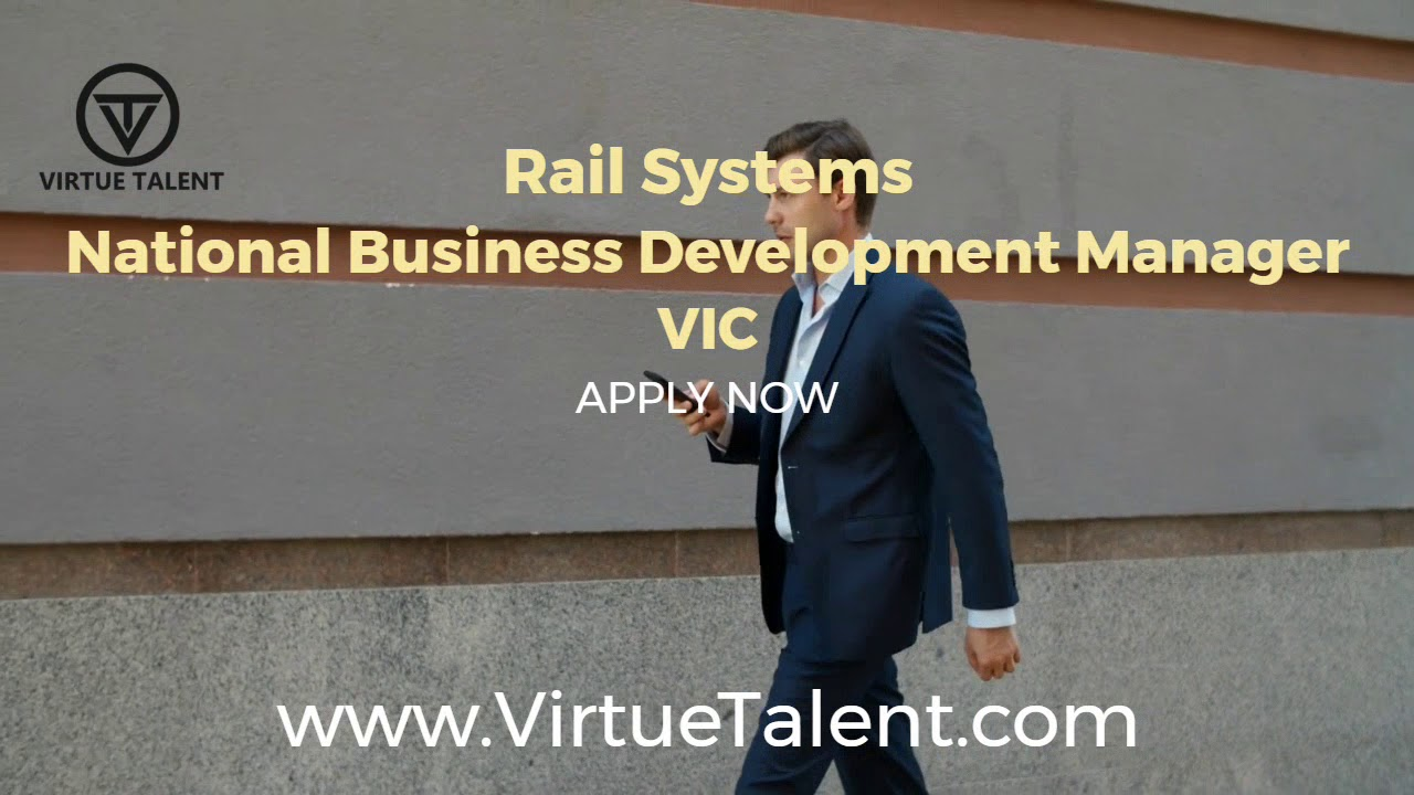 Business Development Manager (System Engineering) Job - Melbourne @VIRTUE TALENT