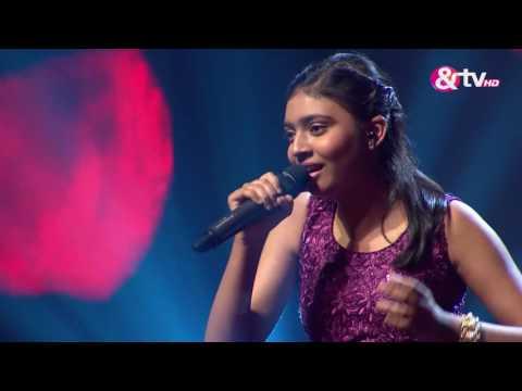 Srishti - Aisa Sama Na Hota - Liveshows - Episode 19 - The Voice India Kids