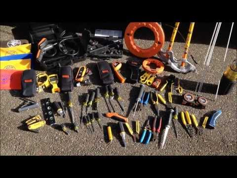 Electricians Klein Tools Collection Review