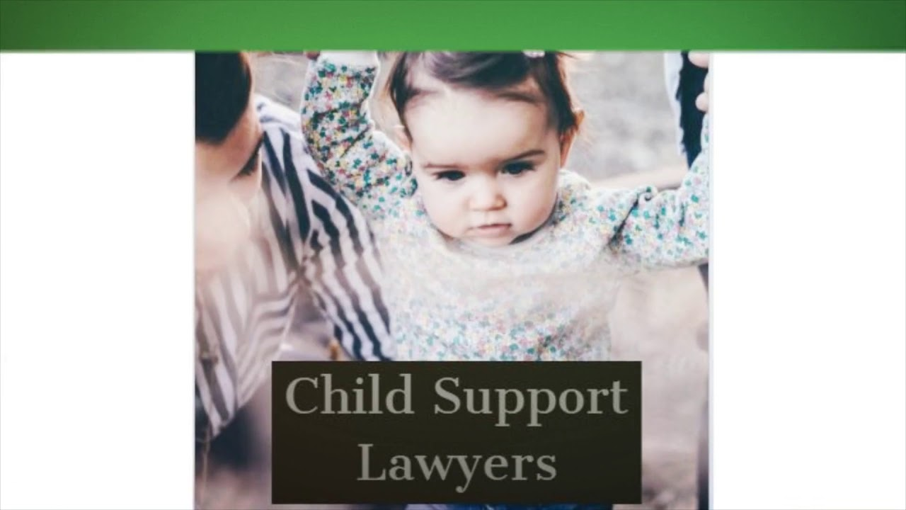 Best Child Support Lawyer At The Nice Law Firm, LLP