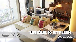 Furniture Multifungsi Interior Desain Rumah Minimalis Untuk Apartemen Mewah