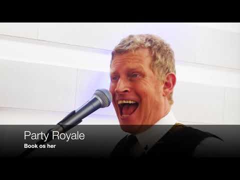 Party Royale - Uptown Funk - Book på bandpotalen.dk