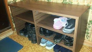 видео Полка для обуви своими руками