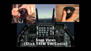 SimHQ Review: Falcon 4.0: Allied Force - Thrustmaster HOTAS WARTHOG
