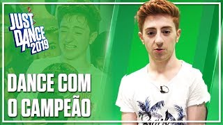 Just Dance 2019: Coreografia do Campeão da World Cup