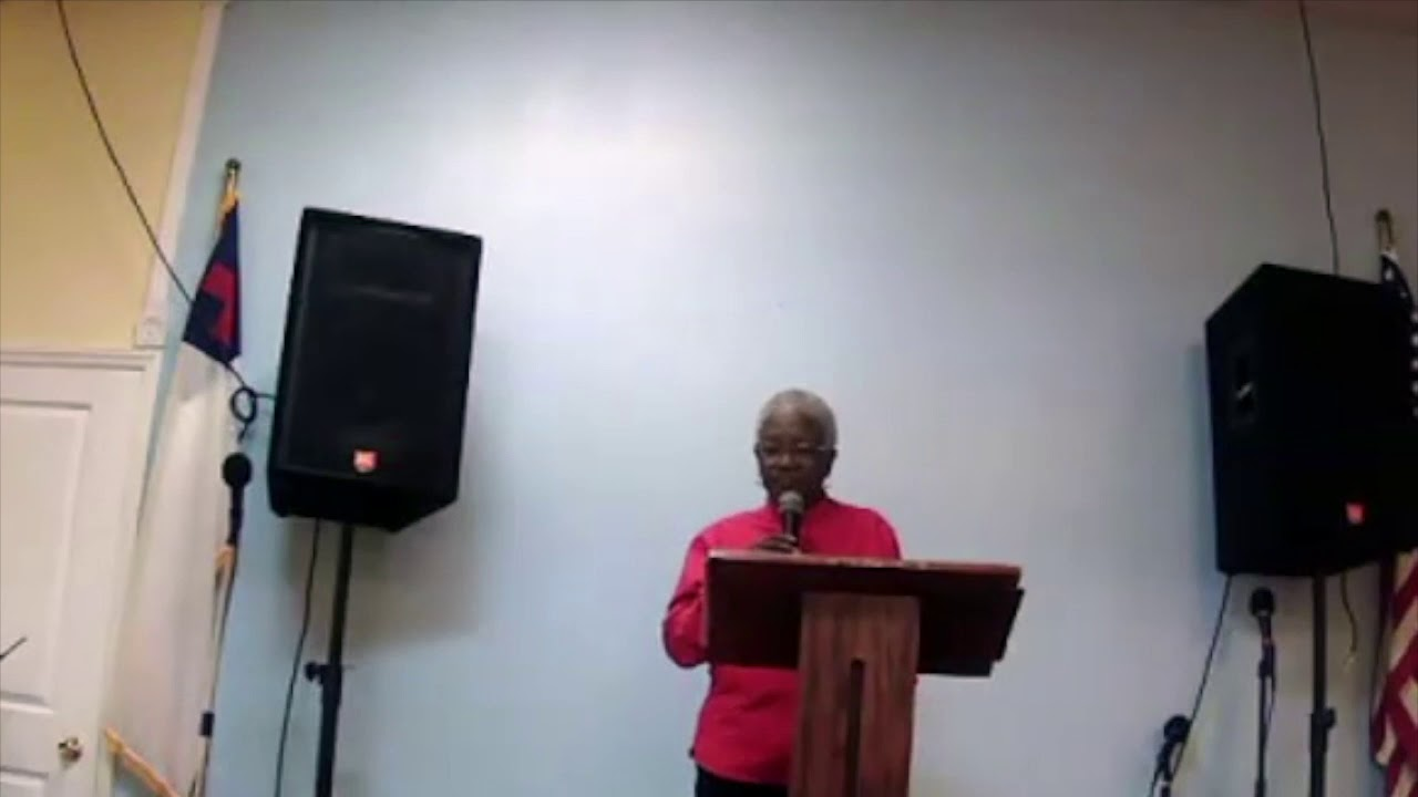 Press To Purge |  Dec 6th | Pastor Pam Banks-Lee