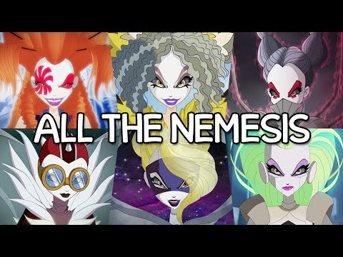 World of Winx | Discover all the Nemesis