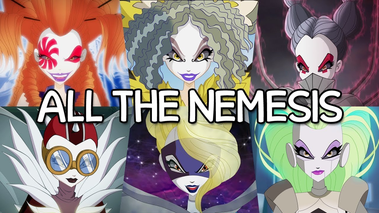 Download World of Winx   Discover all the Nemesis