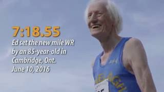 Ed Whitlock: The New Mile World Record by an 85-year-old